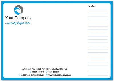 Template 3 with To Do List