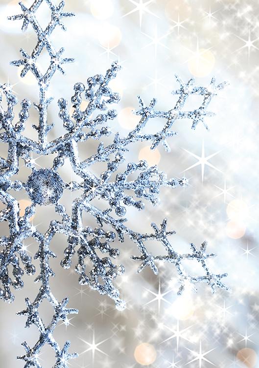 1678 - Snowflake Magic Branded Christmas Card