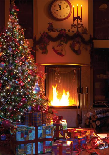 1685 - Warm Winter Branded Christmas Card
